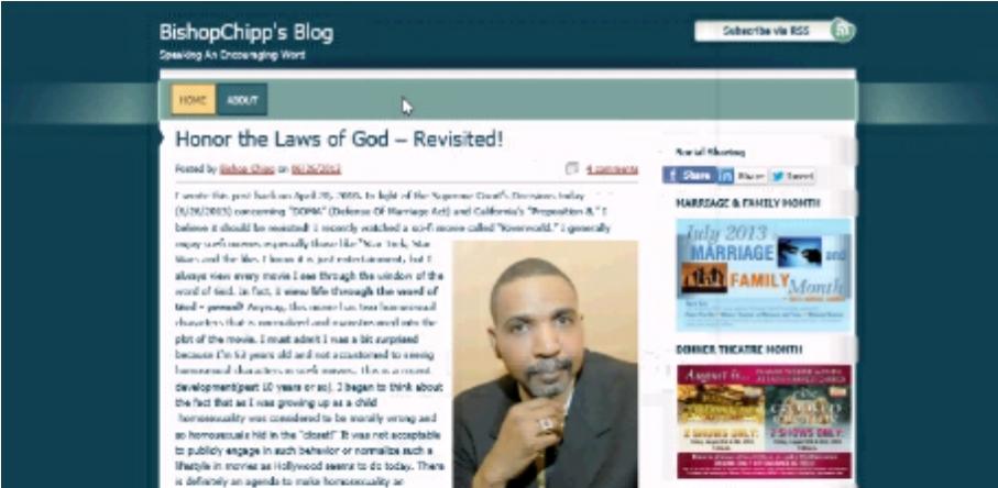 bishopsblog